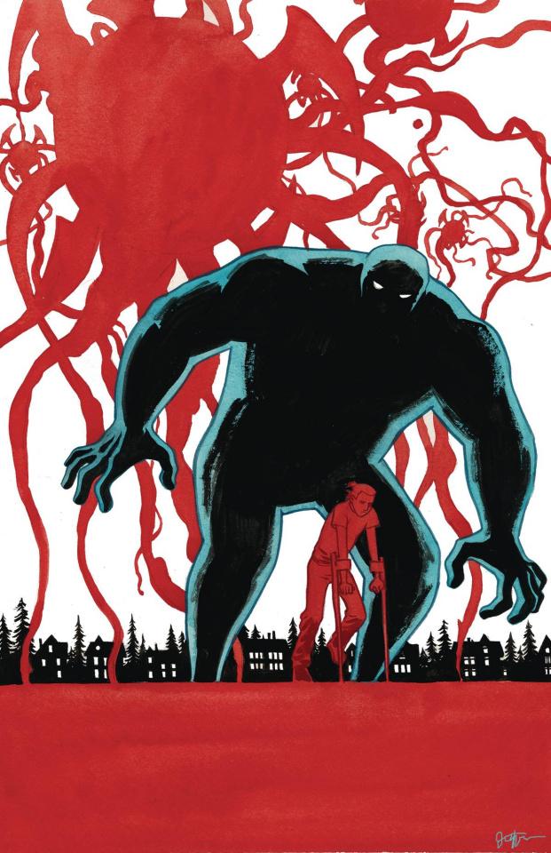 Bloodlines #1 (Variant Cover)