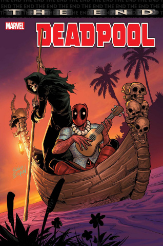 Deadpool: The End #1 (Espin Cover)