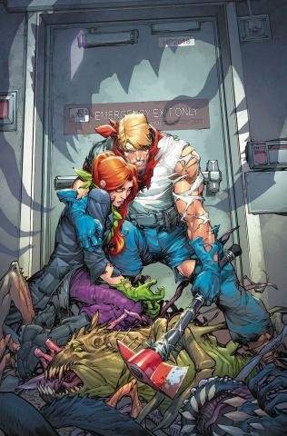 Scooby: Apocalypse #25