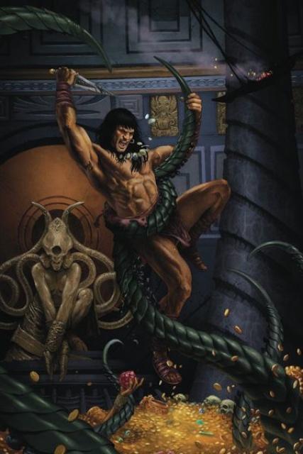 Conan: The Road of Kings #2