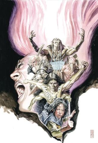 Rapture #4 (Jones Cover)