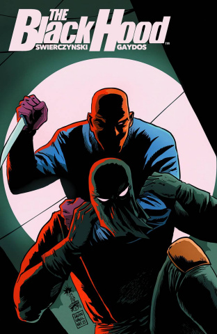 The Black Hood #4 (Francavilla Cover)