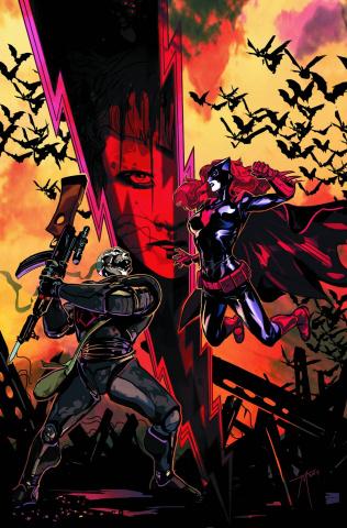 Batwoman Annual #1