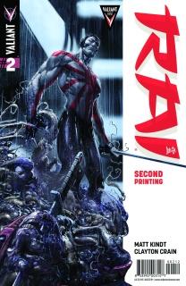 Rai #2 (2nd Printing)