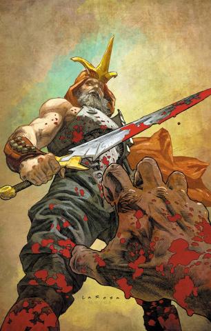 Eternal Warrior #8