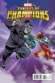 Contest of Champions #3 (Androsofszky Cover)