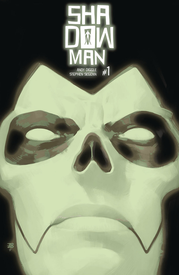 Shadowman #1 (250 Copy Glow-In-The Dark Cover)