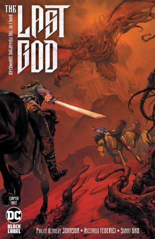 The Last God #3 (2nd Printing)