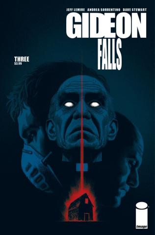 Gideon Falls #3 (Smallwood Cover)