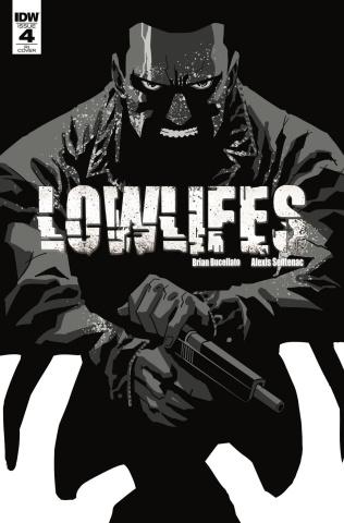 Lowlifes #4 (10 Copy Buccellato Cover)