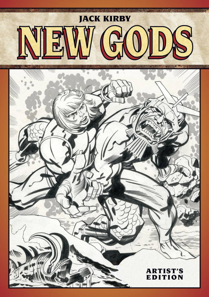 Jack Kirby: New Gods Artist Edition