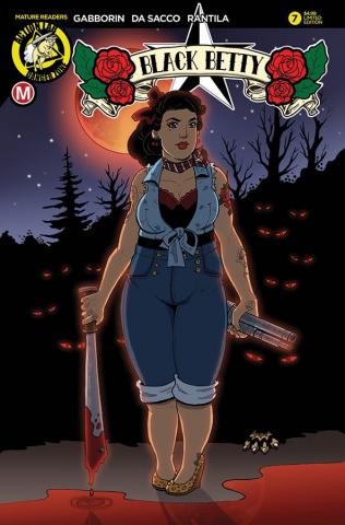 Black Betty #7 (Grace Cover)