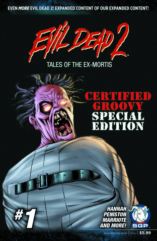 Evil Dead 2: Tales of the Ex-Mortis #1 (Special Edition)