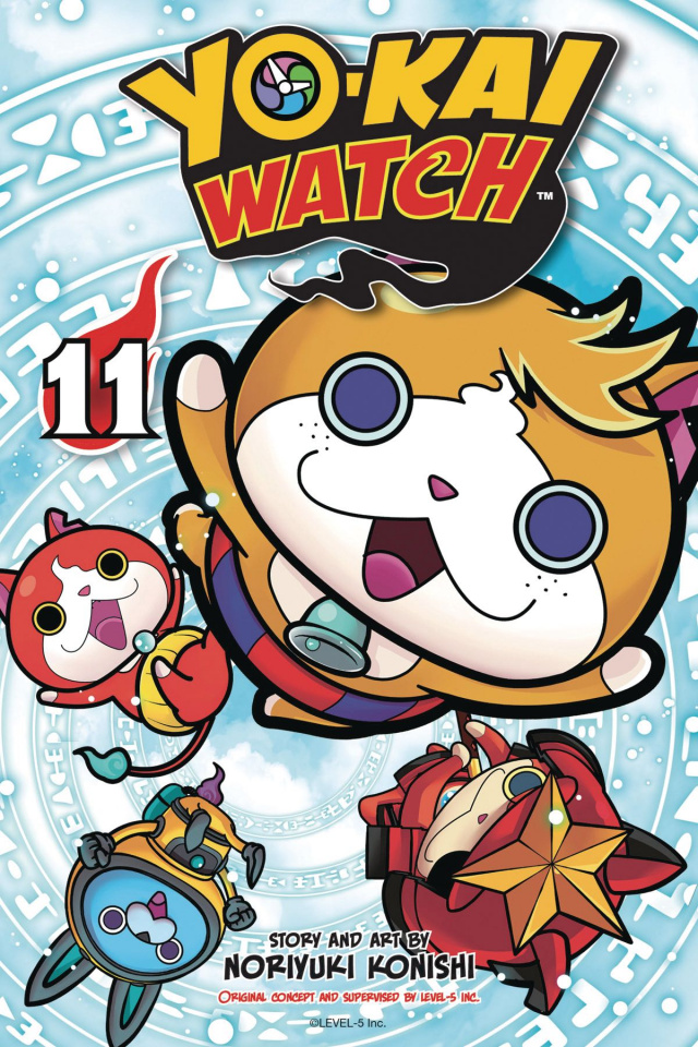 Yo-Kai Watch Vol. 11