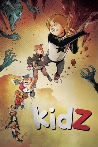 Kidz #1 (10 Copy Foil Cover)