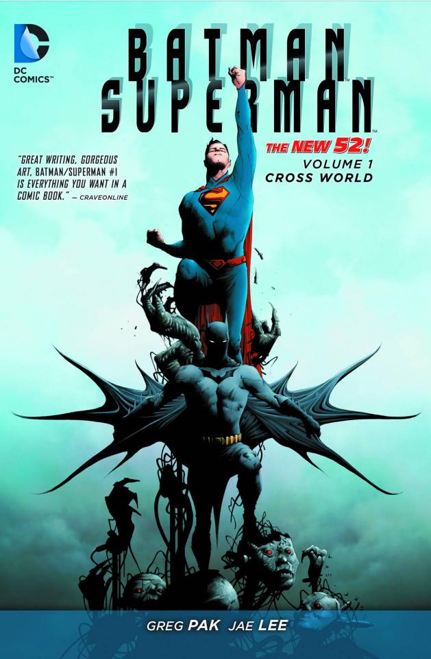 Batman / Superman Vol. 1: Cross World