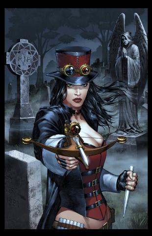 Grimm Fairy Tales: Van Helsing #1 (Miller Cover)
