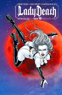 Lady Death #18 (Auxiliary Cover)