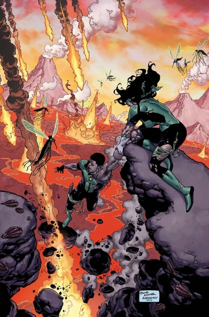 Green Lanterns #27