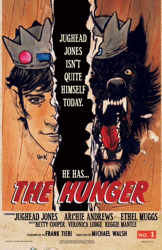 Jughead: The Hunger (Hack Cover)