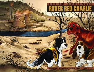 Rover Red Charlie #4 (Wrap Cover)