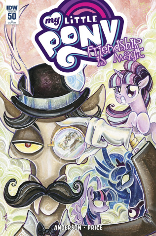 My Little Pony: Friendship Is Magic #50 (10 Copy Cover)