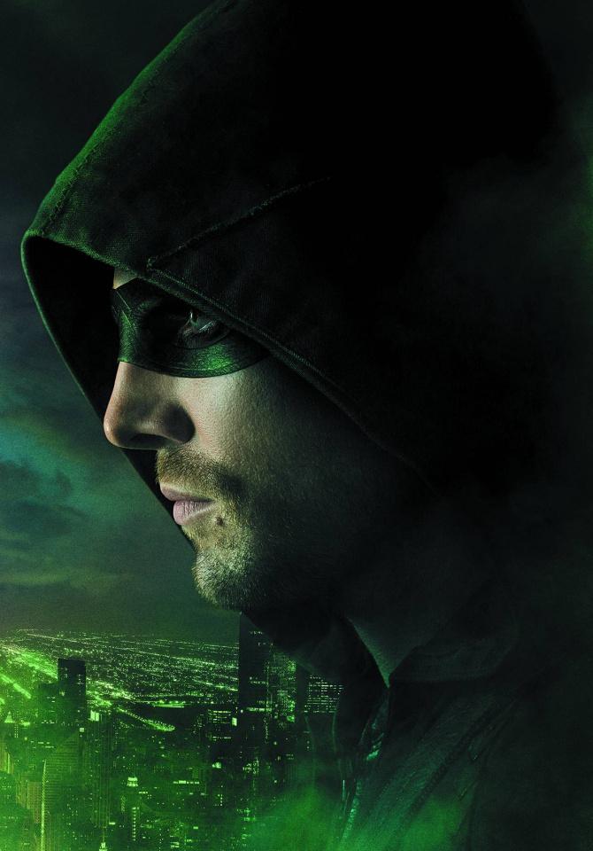 Arrow, Season 2.5 #7