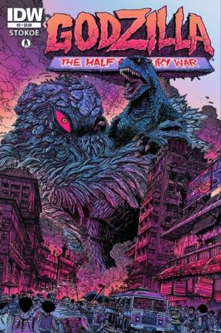 Godzilla: The Half-Century War #3