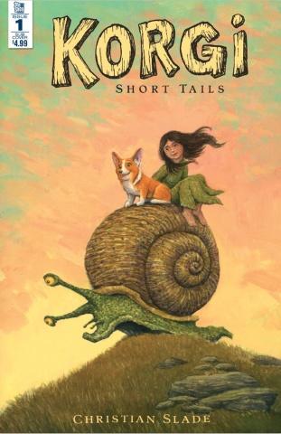 Korgi: Short Tales (Slade Cover)