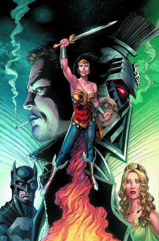 Injustice: Gods Among Us, Year Three #5