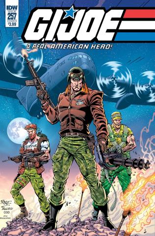 G.I. Joe: A Real American Hero #257 (Royle Cover)