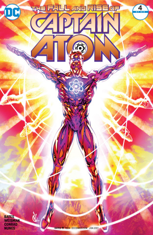 The Fall and Rise of Captain Atom #4