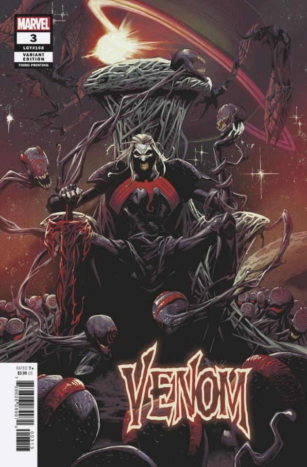 Venom #3 (Stegman 3rd Printing)