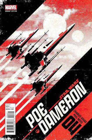 Star Wars: Poe Dameron #4 (Aja Cover)