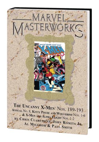 Uncanny X-Men Vol. 11 (Marvel Masterworks)