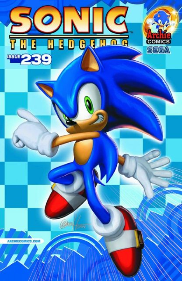 Sonic the Hedgehog #239