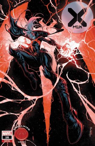X-Men #16 (Coello Knullified Cover)