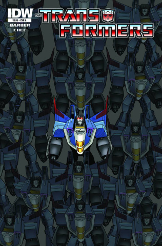 The Transformers Spotlight: Thundercracker #1