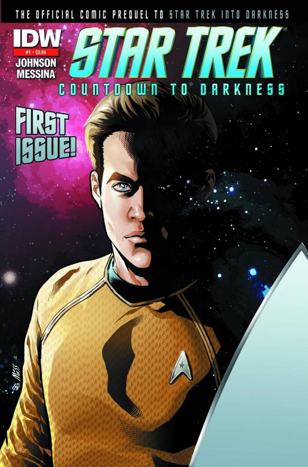 Star Trek: Countdown To Darkness #1 (2nd Printing)