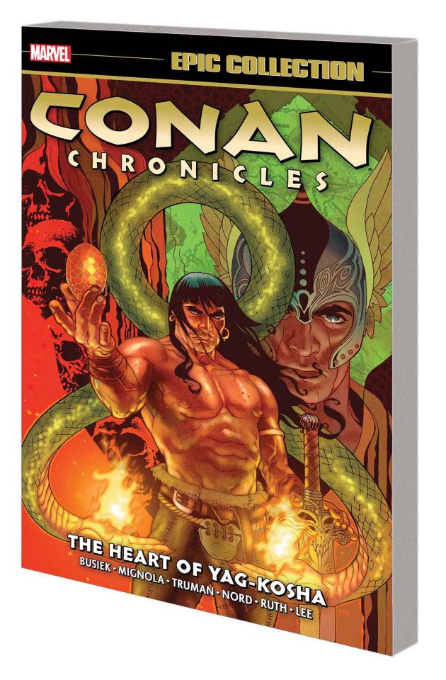 Conan Chronicles: The Heart of Yag-Kosha (Epic Collection)