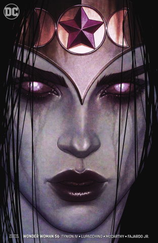 Wonder Woman #56 (Variant Cover)