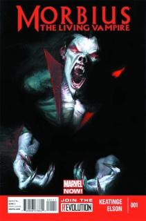 Morbius: The Living Vampire #1