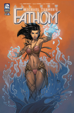 All New Fathom #2 (Tovar Cover)