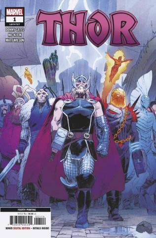 Thor #1 (4th Printing)