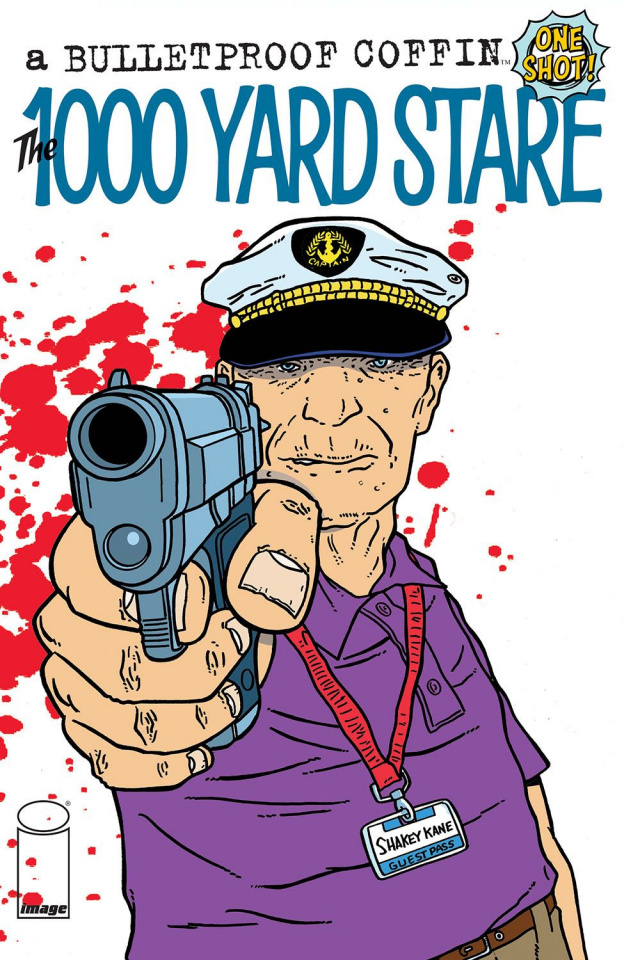 The Bulletproof Coffin: The 1000 Yard Stare