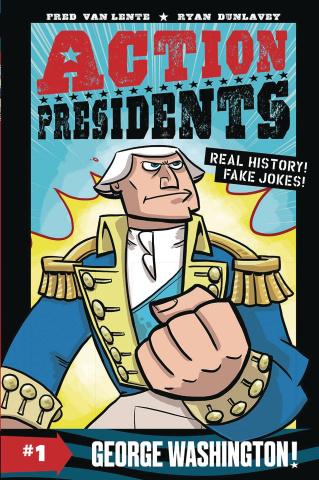 Action Presidents Vol. 1: George Washington