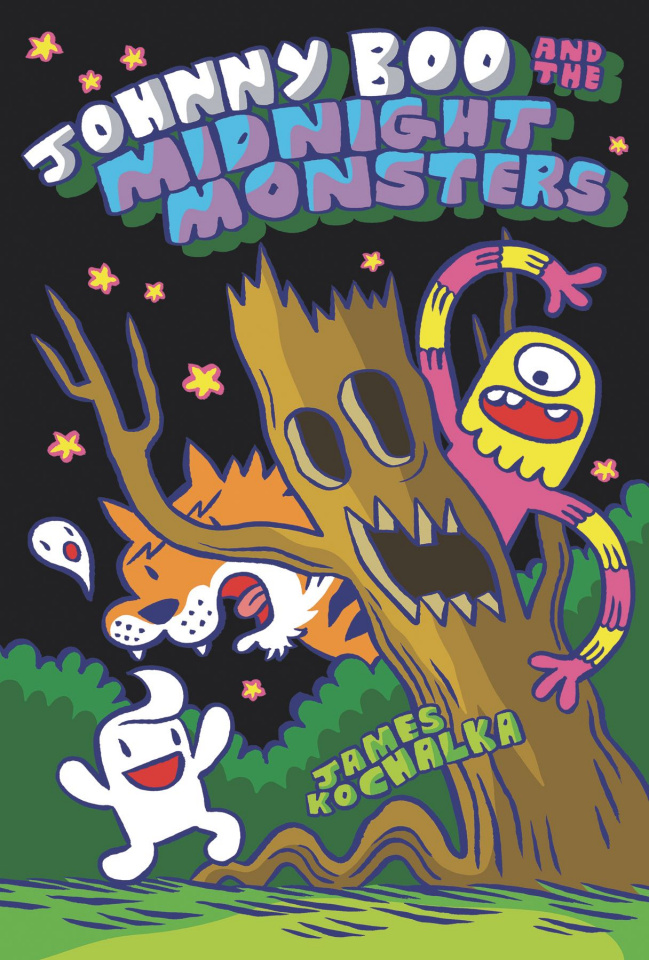 Johnny Boo Vol. 10: Midnight Monsters