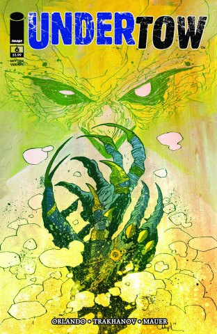 Undertow #6 (Mitten Cover)