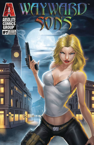 Wayward Sons #1 (White Widow Cover)