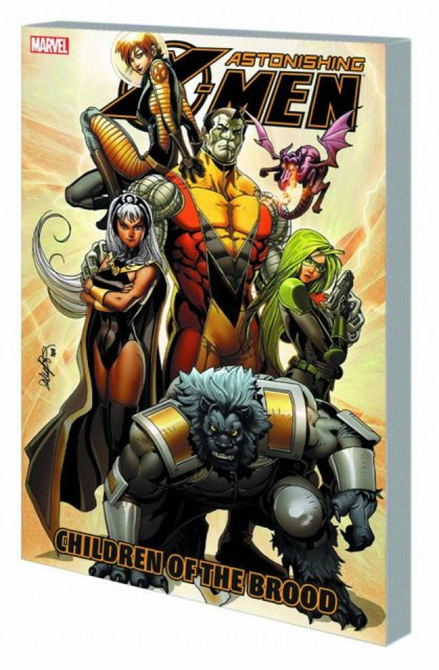 Astonishing X-Men Vol. 8: Children of Brood